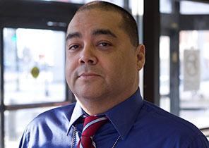 Detective Anthony Sanchez