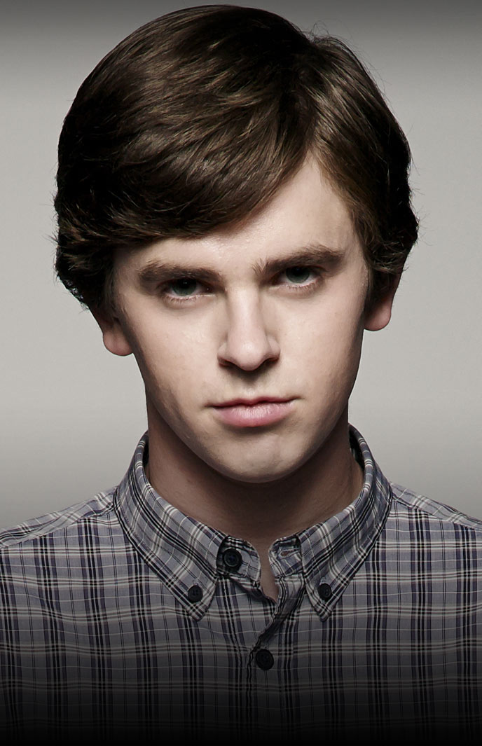 freddie highmore - photo #15