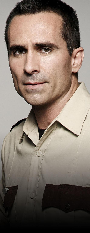 Nestor Carbonell - Sheriff Alex Romero