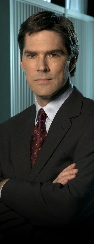 Thomas Gibson - Aaron 'Hotch' Hotchner