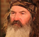 Duck Dynasty Too Close for Comfort