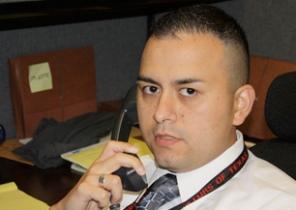 Deputy Russell Gonzales