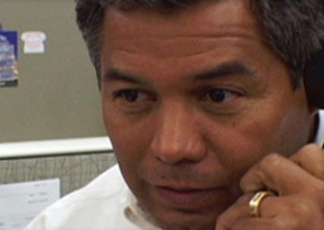 Detective Armando Perez