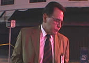 Detective Emiliano Tamayo