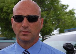 Detective Kevin Forsberg