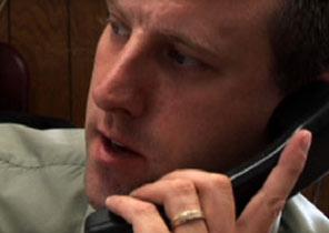 Detective Mike Jones