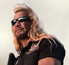 Dog The Bounty Hunter Up on the Roof