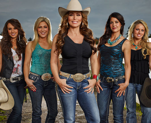 The Women of Rodeo Girls