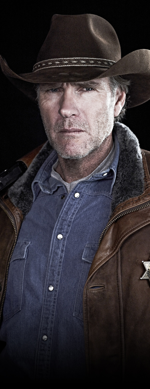 Robert Taylor - Sheriff Walt Longmire