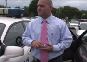 Sergeant Nick Kollias