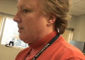Sergeant Paula Harris