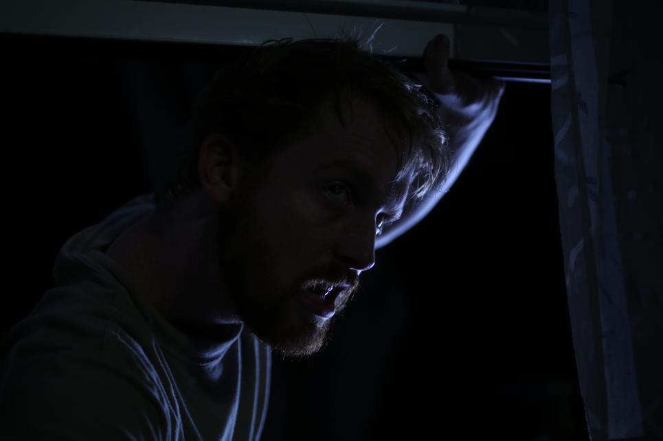 Donna shoots intruder Jesse