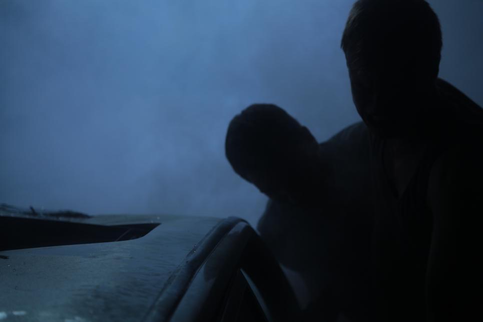 Luke and Cody see car crash and call 9-1-1