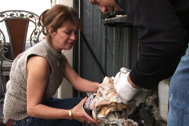 Nabila Haniss defends her turf