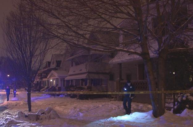 Police find man shot to death in his home