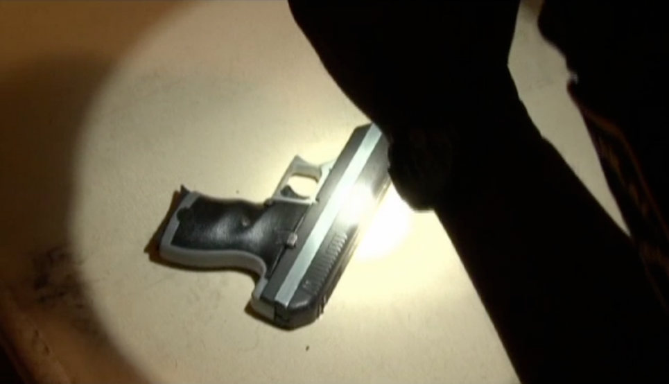 Detectives find murder weapon under mattress