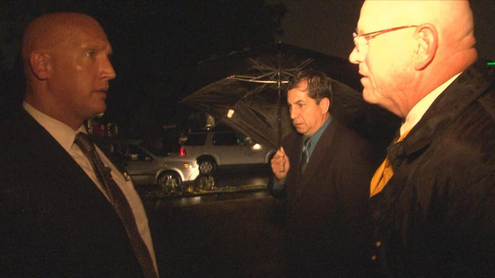 Detectives Yeric and David discuss motives
