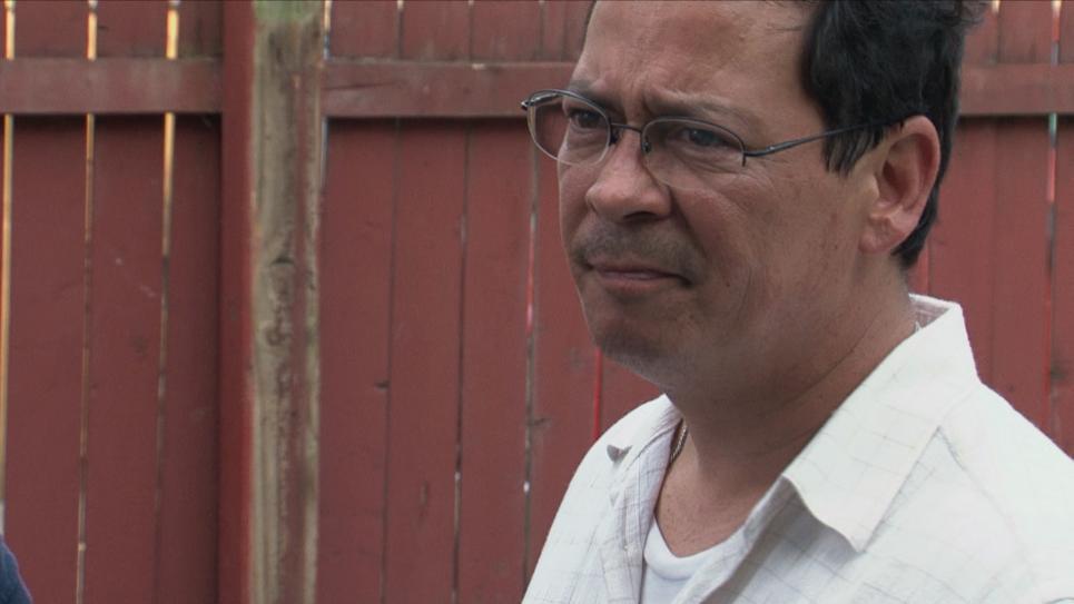 Lead Detective Sandoval is 25-year veteran