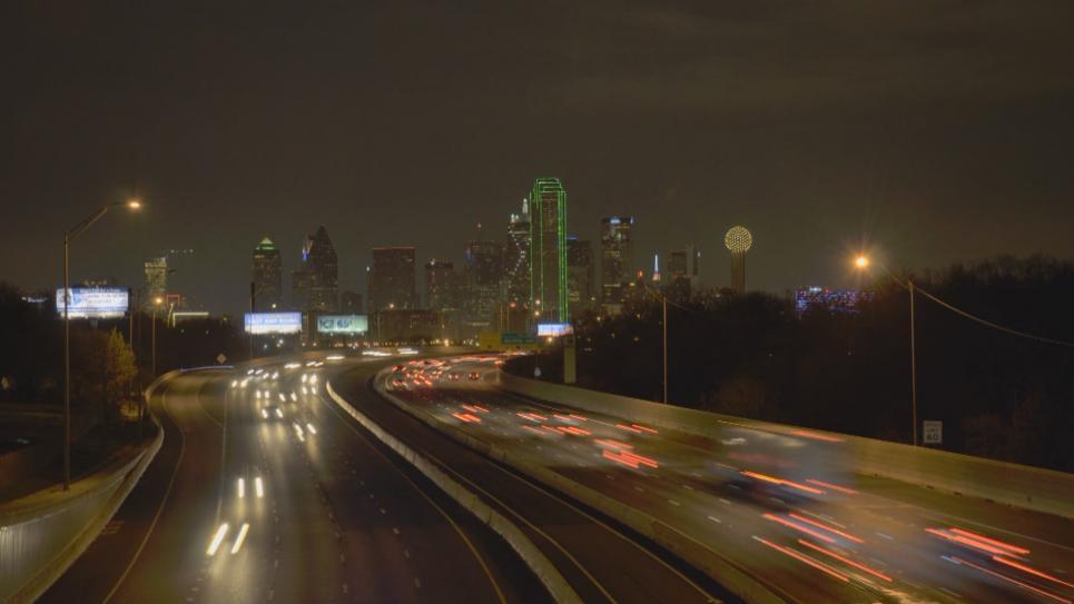 Gunshots are fired outside Dallas restaurant
