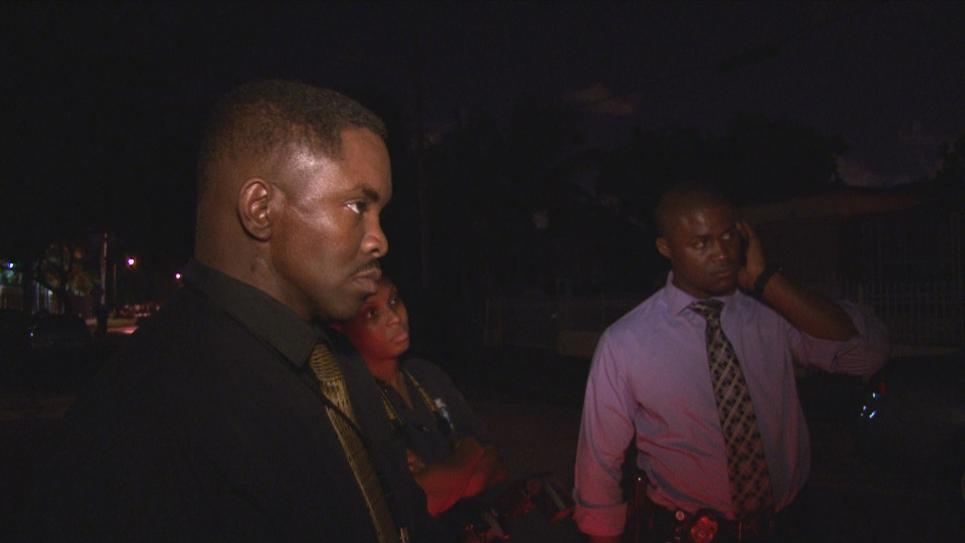 Sergeant Williams cannot believe boys were gunned down