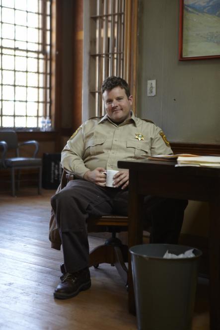Deputy Ferg has positive attitude
