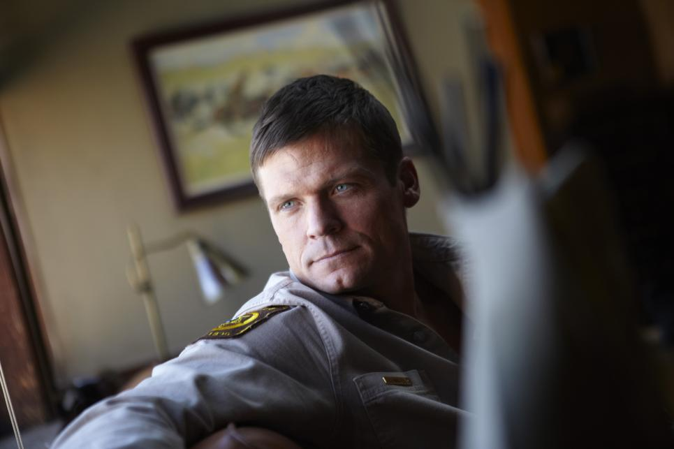 Longmire has election fight ahead of him