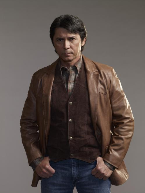 Henry is Longmire's liaison with Cheyenne reservation