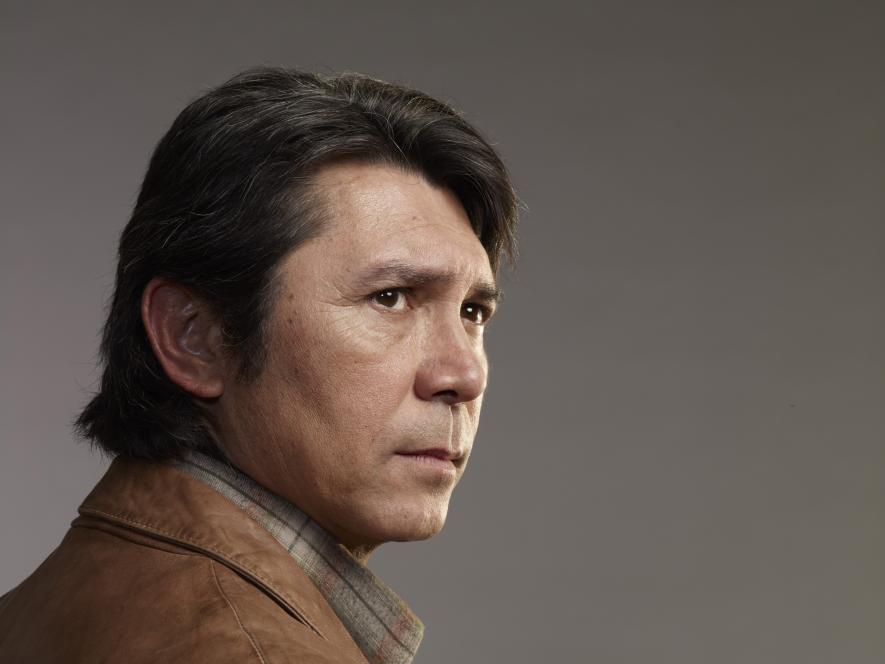 Henry Standing Bear is Longmire's childhood friend