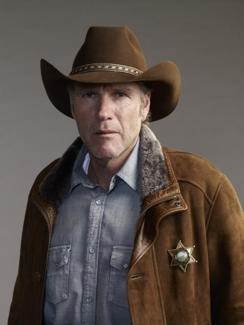 Longmire recently lost his wife
