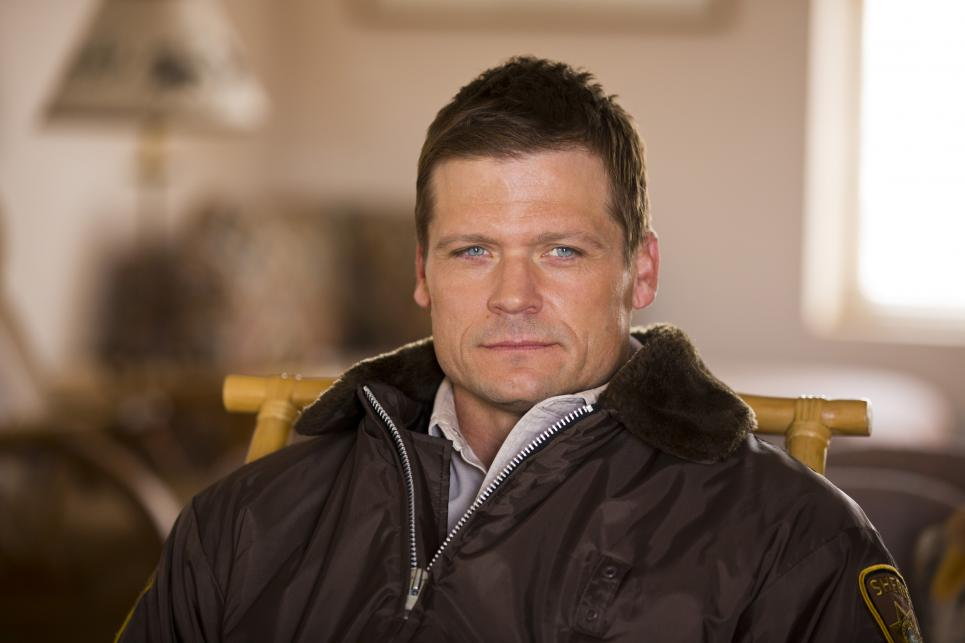 Bailey Chase kicks back