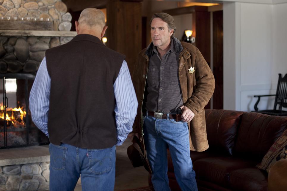 Barlow talks to Walt