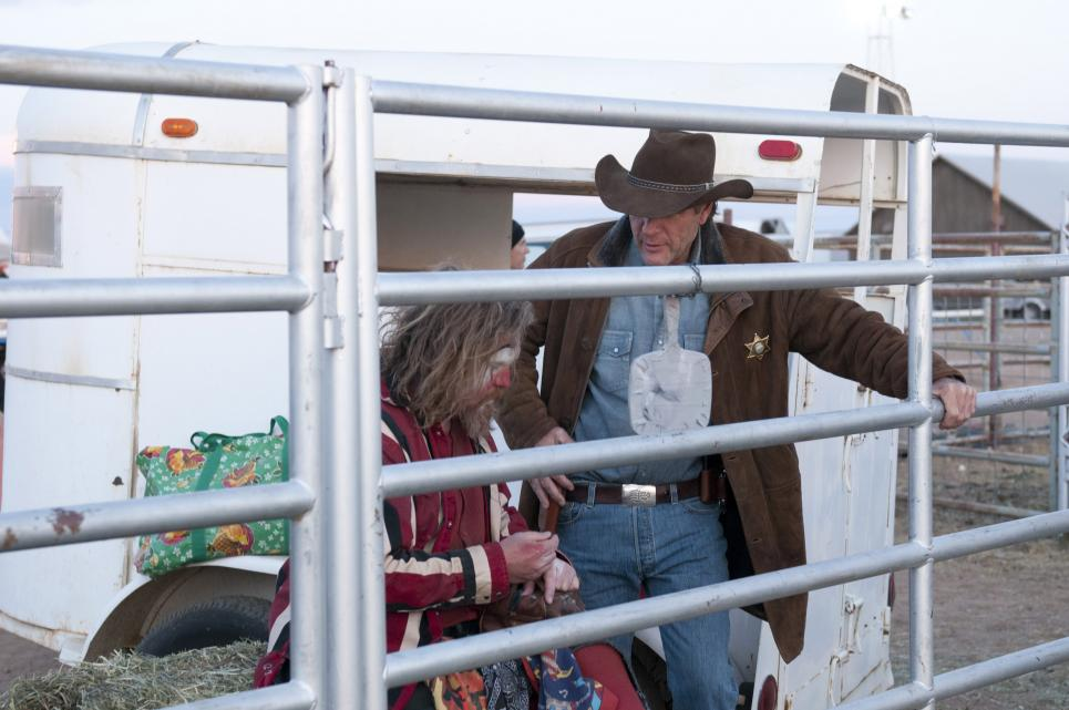 Walt tracks down rodeo clown Bob Barnes