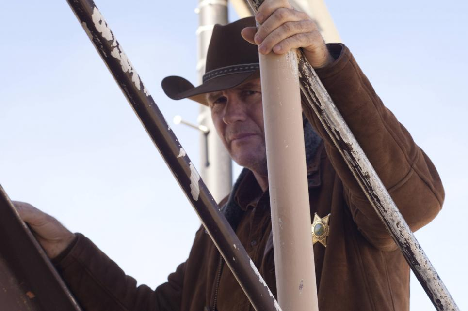 Sheriff Longmire is on trail of young woman