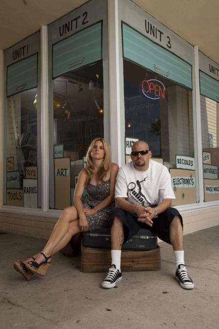 Jarrod and Brandi