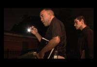 Detective Castillo finds trail of blood