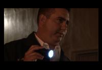 Detective Reyes at Miami crime scene
