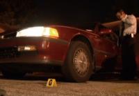 Brueggeman investigates suspicious car