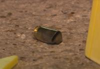 Team finds five 9mm shell casings