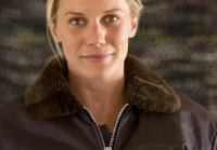 Katee Sackhoff  without shades