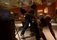 Walt Longmire lays into thug
