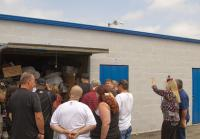The Storage Warriors attend tons of auctions