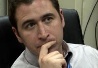 Detective Cohn ponders case
