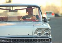 Antonio test drives Ford Fairlane