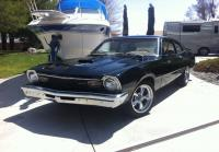 Ford Maverick gleams in sun