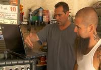 Antonio uses expert bartering skills