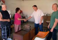 Meeting a Herman Miller chair owner