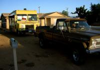 Barter Kings successfully tow food truck