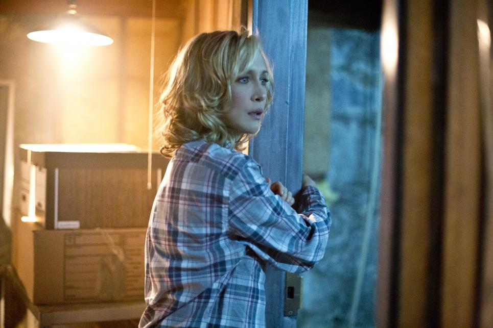 Norma checks Shelby's empty basement