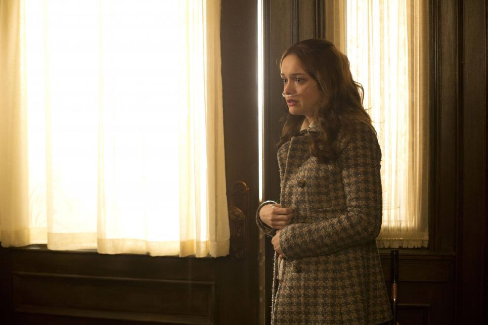 Norma invites Emma on errands