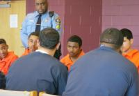 Glen relates to Suffolk County inmates